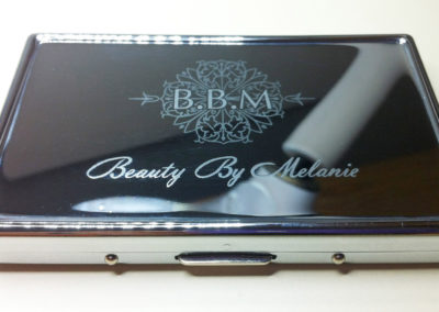 Business Card Holder – BBM Logo