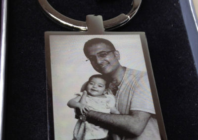 Keyring – Father & Baby