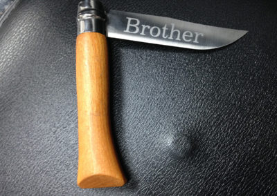 Pocket Knife – Brother