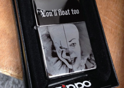 Pennywise Zippo