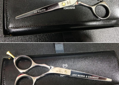 Hairstylist Scissors